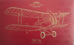 EDKR0015 1/48 Royal Aircraft Factory SE.5a Royal Class set